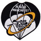 United States Armed Forces Hight Altitude Low Opening Parachutist Military Patch