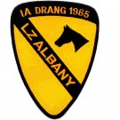 US Army 1st Cavalry Division Patch Ia Drang 1965 Lz Albany Vietnam