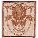 US Army C Co 4th Bn 3rd SF Operational Det Alpha ODA-3432 Desert Patch