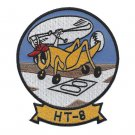 US Navy U.S. Navy HT-8 Helicopter Training Patch GRASSHOPPER