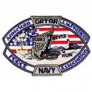 US Navy American Gator Amphibious Patch