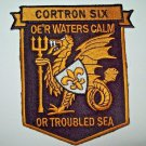 US Navy CORTRON SIX Patch