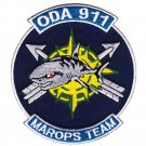 US Army Co A 1st Battalion 19th Special Forces Group Operationalb ODA-911 Patch