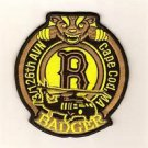 US Army 3rd Squadron 126th Aviation Regiment Badger Patch