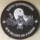 US CUSTOMS AND BORDER PROTECTION, NEW NEW ORLEANS TACTICAL OBSOLETE PATCH NOVELT