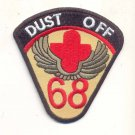 US Army 68th Med Co (Lightning Dustoff) Vietnam Helicopter Patch