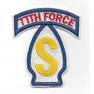 US Army 77th Special Forces Company Military Patch