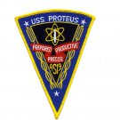 US Navy AS-19 USS Proteus Auxilary Ship Patch