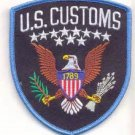 United States Customs Novelty Patch