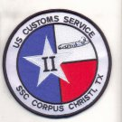 LEGACY US CUSTOMS, CORPUS CHRISTI P3 AIR BRANCH Novelty Patch