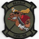 US Marine Corps - Marine Medium Tiltrotor Squadron 166 Party SEAELK Patch