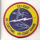LEGACY US CUSTOMS C3I-EAST Novelty Patch