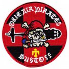 US Army 1st Battalion 717th Aviation Medical Company Air Ambulance Dustoff Patch