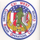 LEGACY US CUSTOMS 2ND CROCC (C3I WEST) PATCH Novelty Patch