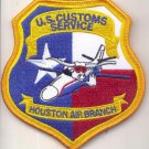 LEGACY US CUSTOMS, HOUSTON AIR BRANCH Novelty Patch