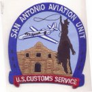 US Customs Service San Antonio Aviation Unit Patch novelty item