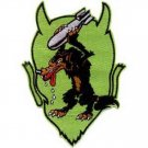 U.S. Navy VB-84 Aviation Bombing Squadron Eighty Four Patch Devil Wolf Bomb