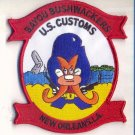 LEGACY US CUSTOMS, NEW ORLEANS AIR BRANCH Novelty Patch