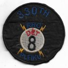 US Army 330th Radio Research Co Det 8 In PLEIKU Province Vintage Vietnam Patch