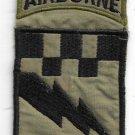 US Army Airborne Vintage Vietnam Patch