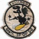 USAF 609th Special Operations Squadron NIMROD Vietnam