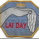 US Navy PBR Lai Day River Division 534 Vietnam Patch