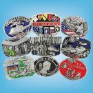 Close Out Military Belt Buckles 25 Pc Mix