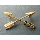 US Army Special Forces Arrows Insignia Cap Hat Jacket Lapel Pin 1.5 inches