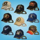 Close Out 25PC Mix Military Ball Caps Mix Hats