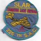 US Army 225th Surveillance Aviation Co SLAR CAMBODIA-LAOS Vintage Vietnam Patch
