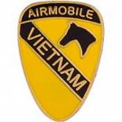 US Army 1st Airborne Vietnam Pin
