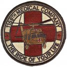 US Army 1159th Medical Company Air Ambulance Dustoff Patch