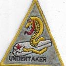 US Army 7th Rifle Platoon &th Cavalry Regiment UNDERTAKER Vintage Vietnam Patch
