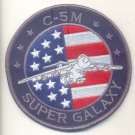 USAF C-5M SUPER GALAXY PATCH @