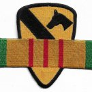 United States Army 1st CAVALRY Vietnam Flag Emblem Patch
