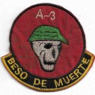 US Army ODA 3 Operational Det. A Co., 3rd Bn 7th Special Forces A-3 Patch