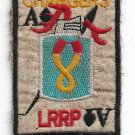 US Army 196th LIGHT INFANTRY BRIGADE LRRP- CHARGERS Vietnam Vintage Patch
