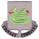 US Army 37th Armored Regiment Patch