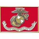 United States American USMC Belt Buckle