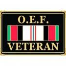 United States American O.E.F. OP.ENDURING FREEDOM Belt Buckle