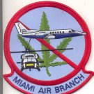 LEGACY MIAMI AIR BRANCH Novelty Patch