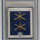 US Army Air Defense Vintage Vietnam Pin Set