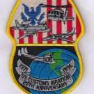 Legacy Air 25th Anniversary Patch novelty item