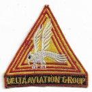 US Army Delta Aviation Group-164th Combat Aviation Vintage Vietnam Patch