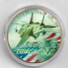 US Navy F-14 Tomcat Fighter Phoenix Commemorative Challenge Coin1