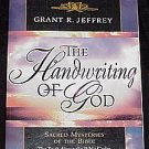 The Handwriting of God! Sacred Mysteries of the Bible! CLASSIC BEST SELLER Book by Grant R Jeffrey