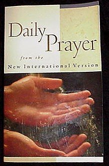 Daily Prayer from the New International Version of The Bible!