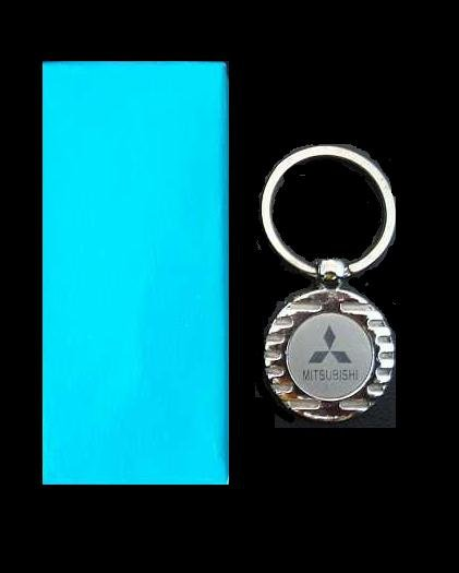 MITSUBISHI POLISHED STEEL KEY RING DISC DESIGN