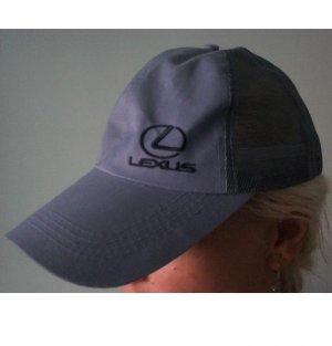 LEXUS LARGE PEAK SUMMER BASEBALL CAP