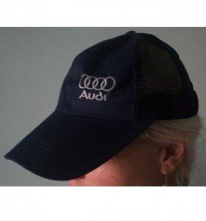 AUDI LARGE PEAK SUMMER BASEBALL CAP